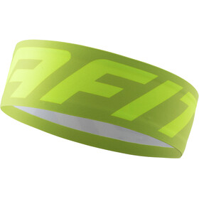 Dynafit Performance Dry Slim Bandeau, fluo yellow